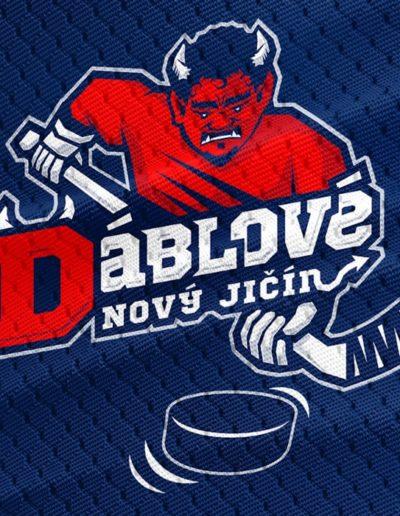 Hokejový klub Nový Jičín - logo